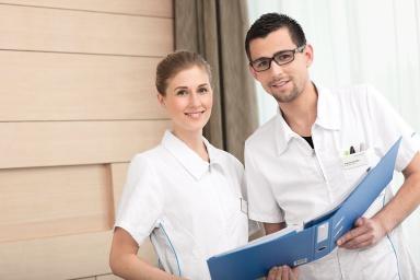 Bild 11 Lehrstellen -Klinik Beau-Site