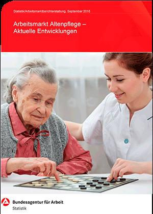 Arbeitsmarkt-Altenpflege